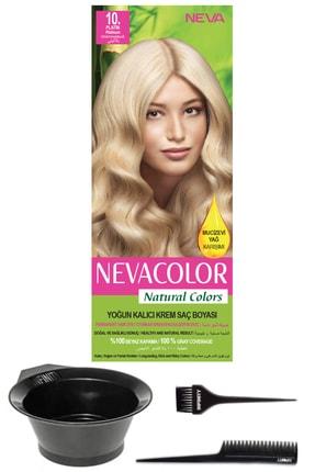 Neva Color Natural Colors 10 Platin