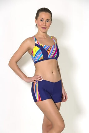 ESTİVA Şortlu Free-set Bikini