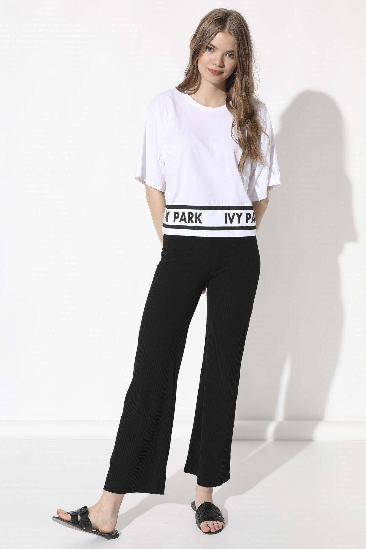 Arma Life Kadın Beyaz Baskılı T-Shirt 140-0Yb2539Tsh