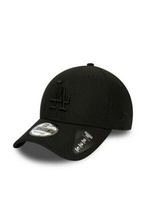 New Era Unisex Siyah Polyester Şapka