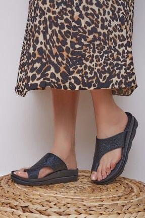 Shoes Time Kadın Siyah Terlik 20y 812