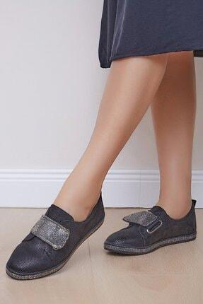 Shoes Time Kadın Siyah Günlük Ayakkabı 19k 115