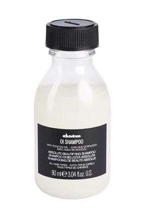 Davines Oi/Oil Tüm Saç Tipleri İçin Sülfatsız Bakım Şampuanı 90 ml