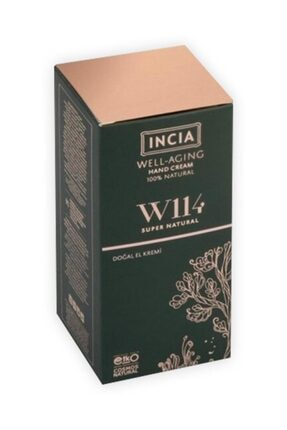 Incia Well Aging El Kremi 50ml