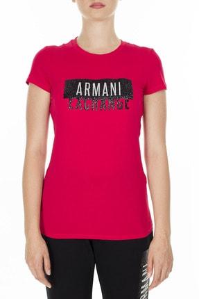Armani Kadın Kırmızı T-shirt S 6gyt91 Yjc7z 1469