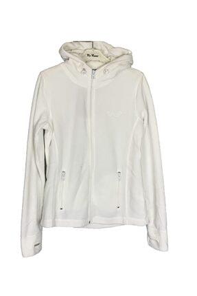 LTB Kadın Beyaz Polar Berınta Sweatshirt