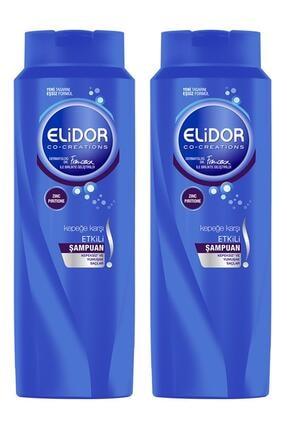 Elidor Şampuan Kepeğe Karşı 500 Ml X 2 Adet