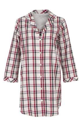 GTNight Kareli Gömlek Elbise