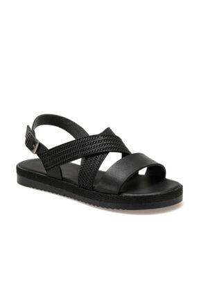 Art Bella Cs20044 Siyah Kadın Sandalet
