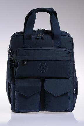 Smart Bags Smb1175-0033 Lacivert Kadın Sırt Çantası