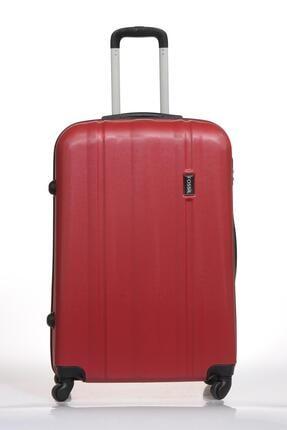 Fossil Fsy1225y-l Kırmızı Unisex Büyük Boy Bavul