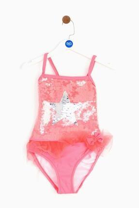 BG Store Kız Bebek Fuşya Mayo 19ss0bg2043