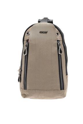 ÇÇS Bdybg31104-1 Bej Unısex Body Bag