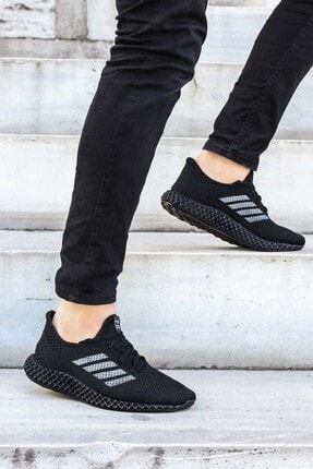 Fast Step Siyah Kadın Sneaker Ayakkabı 930zafs4