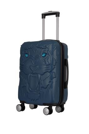 ITLUGGAGE Ity2251-l Mavi Unısex Büyük Boy Valiz