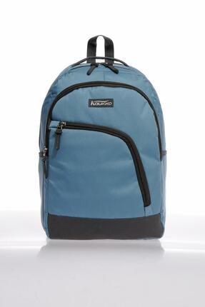 KAUKKO K1080 Mavi Unisex Sırt Çantası