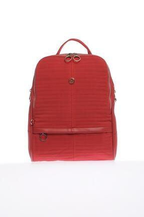 Smart Bags Smb3016-0019 Kırmızı Kadın Sırt Çantası