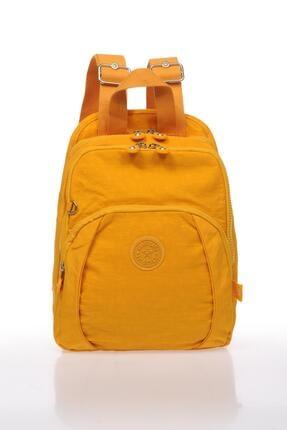 Smart Bags Smb1167-0086 Hardal Kadın Sırt Çantası