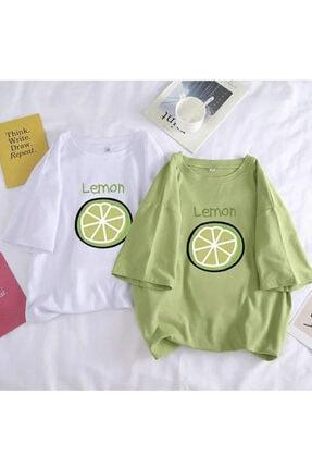 Köstebek Yarım Limon Unisex T Shirt