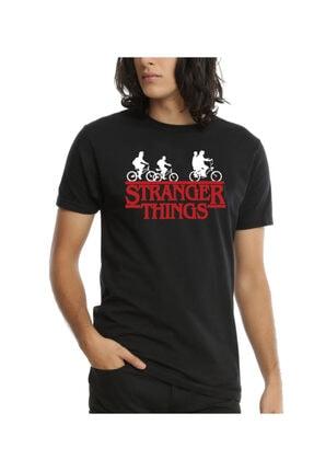 Köstebek Stranger Things - Bicycle Children Unisex T-shirt