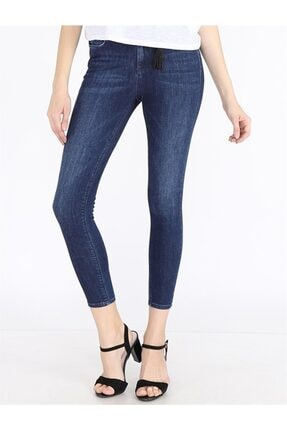 Twister Jeans Kadın Slim Fit Yüksek Bel Pantolon Mındy 9005-65 Bb (T) 65