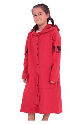 Simisso Kız Çocuk Kırmızı Hırka 6745