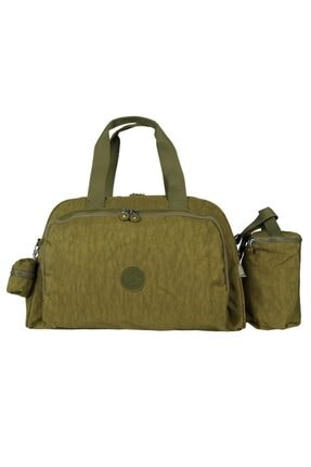 Smart Bags Smbgs1161-0029 Koyu Yeşil Kadın Omuz Çantası