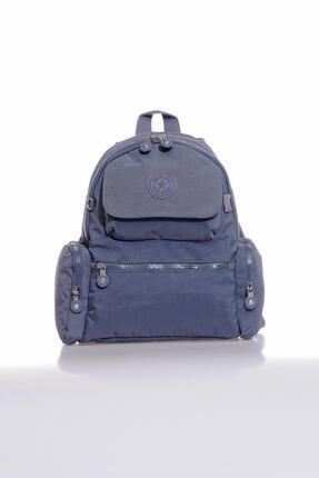 Smart Bags Smb3077-0089 Füme Kadın Sırt Çantası