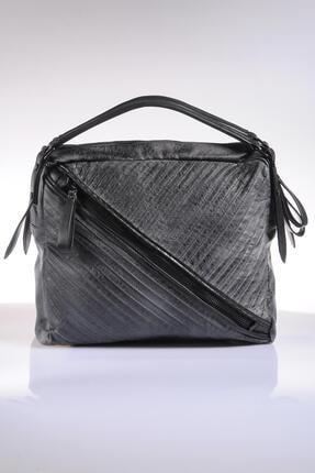 Sergio Giorgianni Luxury Sgdr31 Siyah Kadın Omuz Çantası
