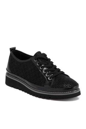 Tergan Siyah Kadın Ayakkabı Y64619u63