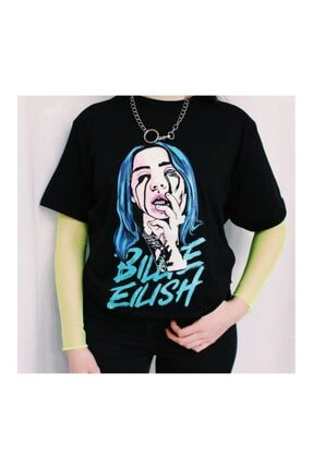 Köstebek Billie Eilish Unisex T-shirt