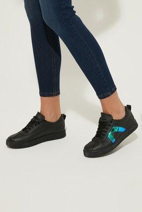 Zindi Kadın Sneaker Ayakkabı Siyah