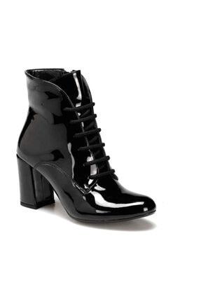 Butigo PRUVA Siyah Kadın Topuklu Bot 100525544