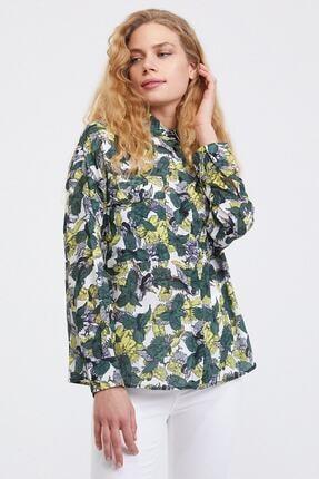 Loft Kadın Gömlek Lf2023336