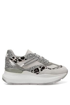 Nine West SOFIA Gri Kadın Sneaker Ayakkabı 100526210