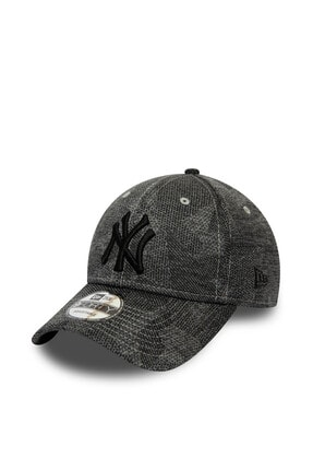 New Era Unisex Gri Şapka