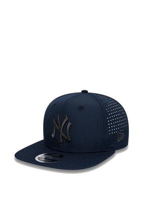 New Era Unisex Lacivert New York Yankees Navy 9 Fifty Trucker Cap Şapka 11871534