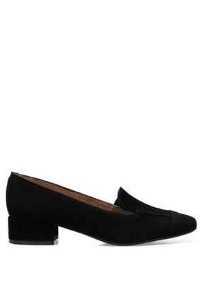 İnci SAMS2 Siyah Kadın Hakiki Deri Topuklu Ayakkabı 101030296