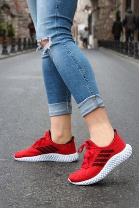 Fast Step Kırmızı Kadın Sneaker Ayakkabı 930zafs4