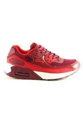 Jump Kırmızı Kadın Spor Ayakkabı 11739