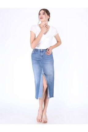 Twister Jeans Kadın Etek Bet 2019-01 (T-y) 01