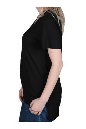 Cazador Kadın V Yaka T Shirt 4345