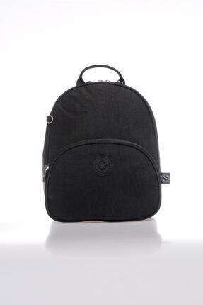 Smart Bags Smb3061-0001 Siyah Kadın Sırt Çantası