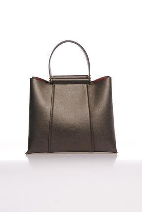 Sergio Giorgianni Luxury Sg01802-1 Kahve Kadın Omuz Çantası