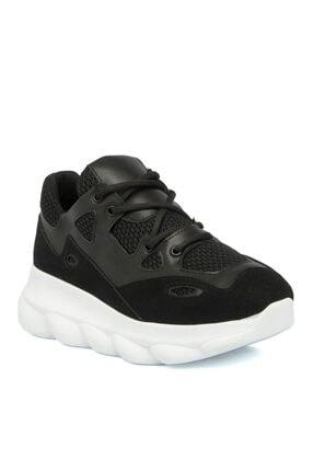 Tergan Siyah Vegan Kadın Ayakkabı 64475d62