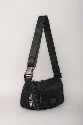 Jacquline 1912-42 Kadın Çapraz Çanta Siyah