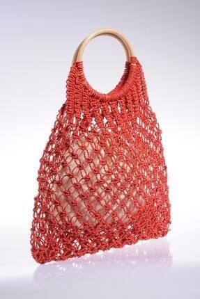 Sergio Giorgianni Luxury Sghsr1007 Kırmızı Kadın Omuz Çantası