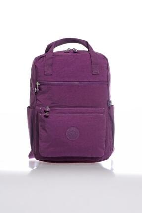 Smart Bags Smb3066-0027 Mor Kadın Sırt Çantası