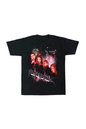 Köstebek K-pop Black Pink Face In Your Area Unisex T-shirt