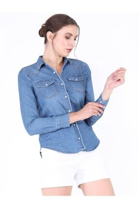 Twister Jeans Kadın Gömlek Angel 802-01 01